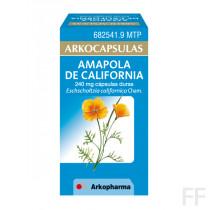 Arkocápsulas Amapola de California Eschscholtzia californica