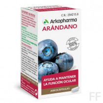 Arkocapsulas Arándano 45 cápsulas Arkopharma