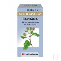 Arkocápsulas Bardana Arctium lappa