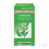 Arkocápsulas Camilina Té Verde