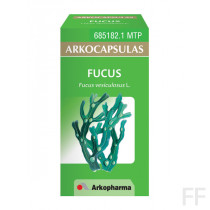 Arkocápsulas Fucus vesiculosus