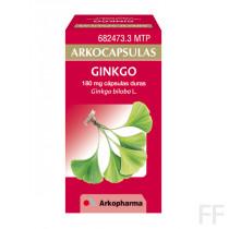 Arkocápsulas Ginkgo biloba