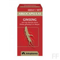 Arkocápsulas Ginseng Panax ginseng
