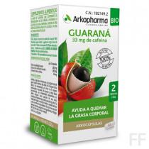 Arkocápsulas Guaraná BIO 40 cápsulas Arkopharma