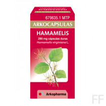 Arkocápsulas Hamamelis virginiana