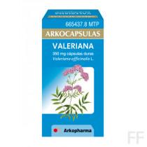 Arkocápsulas Valeriana 84