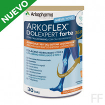 Arkoflex Dolexpert Forte 360 Sabor naranja Arkopharma
