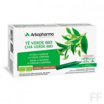 Arkofluido Té Verde / Arkopharma 20 ampollas
