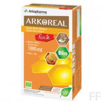 Arkoreal Jalea Real Forte 1000 mg 20 ampollas Arkopharma