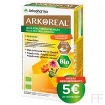 Arkoreal Jalea Real Fresca Premium Inmunidad BIO 20 ampollas Arkopharma