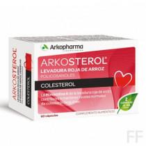 Arkosterol / Levadura roja de arroz - Arkopharma (60 cápsulas)