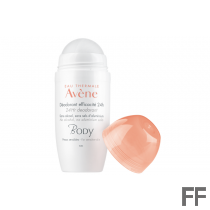 Avene Body Desodorante Eficacia 24h 50 ml