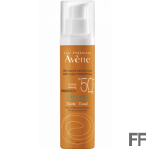 Avene Cleanance Solar con COLOR SPF50+ 50 ml