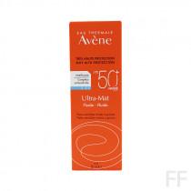 Avene Ultra Mat Aqua fluido SPF50+ 50 ml