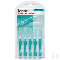 Lacer Cepillo interdental Recto 6 Ud Extrafino