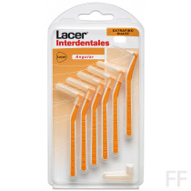 Lacer Cepillo Interdental Angular 6 Unidades