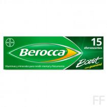 BEROCCA BOOST 15 CMP EFERV
