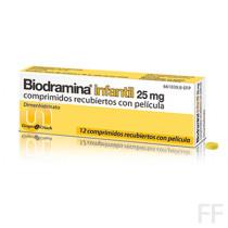 Biodramina Infantil comp