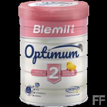 Blemil plus Optimum 2 Sin aceite de palma 800 g