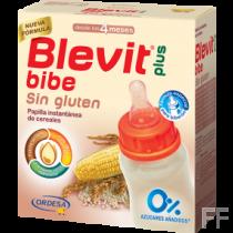 Blevit Plus Bibe Sin gluten