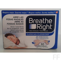 Breathe Right Clásicas 30 uds