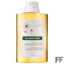 Reflejos Dorados / Champú con Camomila - Klorane (400 ml)