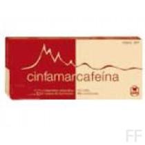 Cinfamar cafeina 4 comp