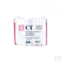 Compresas tocológicas Maternity Algodón impermeable 20 unidades