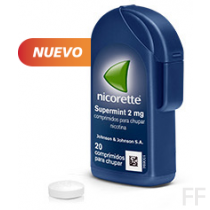 nicorette supermint 2 mg