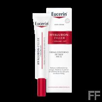 Eucerin Hyaluron Filler + Volume Lift Contorno de ojos