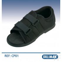 Zapato Postquirúrgico 1 ud - S