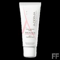 Rheacalm / Crema calmante enriquecida - Aderma (40 ml) + Regalo Leche micelar (25 ml)