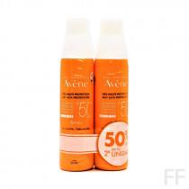 Duplo Avene Spray SPF50+ 2 x 200 ml