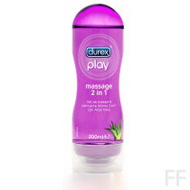 Durex Play massage 2 in 1 con Aloe Vera 200 ml