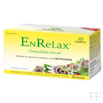 Infusión EnRelax - Aquilea (20 bolsitas)
