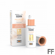 Isdin FotoUltra Age Repair Color Fusion Water SPF50 50 ml