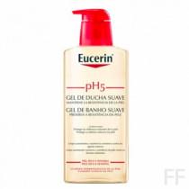 Eucerin pH5 Gel de ducha suave 400 ml