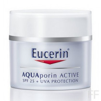 Eucerín Aquaporin Active SPF25+ UVA 50 ml