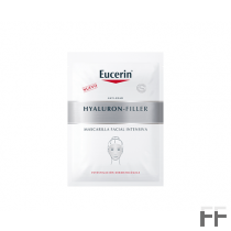 Eucerin Hyaluron Filler Mascarilla Facial intensiva 1 unidad