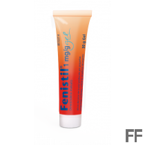 FENISTIL 1 mg/g GEL 30G