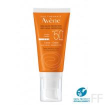 Crema SPF50+ Sin perfume - Avene (50 ml)