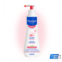 Gel de Baño Confort - Mustela (300 ml)