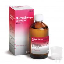 Fluimucil 40 mg