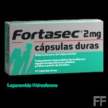 Fortasec Capsulas
