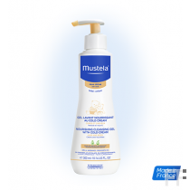 Gel de Baño nutritivo al Cold Cream - Mustela (300 ml)