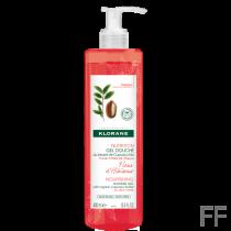 Klorane Gel de ducha Manteca de Cupuaçu Flor de Hibisco 400 ml