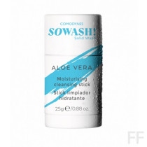 Comodynes Sowash! Stick Limpiador Hidratante Aloe 25 g