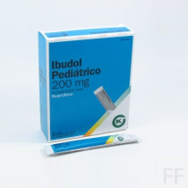 IBUDOL PEDIÁTRICO 200 MG SUSPENSIÓN ORAL