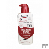 Eucerin Loción Enriquecida 400 ml