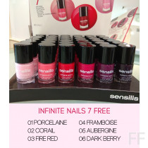 Infinite Nails Esmalte de uñas - Sensilis